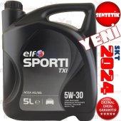 Elf Sporti Txı 5w 30 5 Litre Benzin Lpg Ve Dizel Motor Yağı 2019