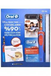 Oral B Çocuk Şarjlı Diş Fırçası Star Wars...