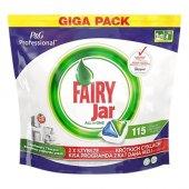 Fairy Jar Hepsi Bir Arada Bulaşık Makinası Tableti 115*li