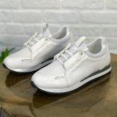 Erkek Beyaz Günlük Ayakkabı Cc199