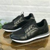Günlük Siyah Erkek Ayakkabı Cc198