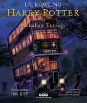 Harry Potter ve Azkaban Tutsağı (Yapı Kredi Yayınları) (Resimli Ö-2