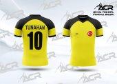 Ff005 Futbol Forma Yaptırma, Özel Futbol Forması, Dijital Baskı, Tasarım Forma Dizayn Yalnızca Üst Forma Acr