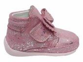 Pappikids 229 Ortopedik Deri Kız Çocuk İlk Adım Ayakkabı Kışlık Bot