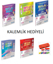 Muba Yayınları 8. Sınıf Lgs Mutlak Başarı Soru Bankası Seti Kalemlik Hediyeli
