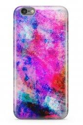 Apple İphone 6 6s Kılıf Silikon Arka Kapak Koruyucu Ütopik Duvarl