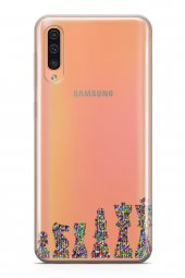 Samsung Galaxy A70 Kılıf Silikon Arka Kapak Koruyucu Satranç Prid