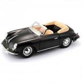 1 24 Burago 1961 Porsche 356 B Cabriolet