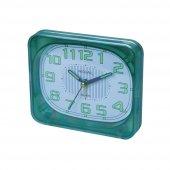 Ultima Regal Bip Alarm Şeffaf Masa Saati Yeşil
