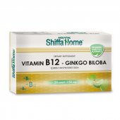 Vitamin B12 Ginkgo Biloba 28 Tablet