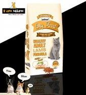 10 Kg Kuzu Etli Yetişkin Kedi Maması Patimax...