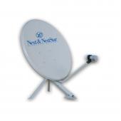 Next 90 Cm Tek Kollu 0.6 Mm Ofset Çanak Anten