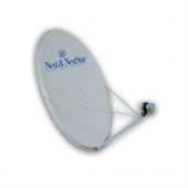 Next 95 Cm Üç Kollu 0.6 Mm Ofset Çanak Anten