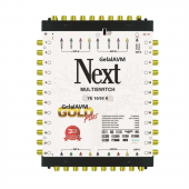 Next 10 24 Kaskatlı Gold Plus Multiswitch Uydu...