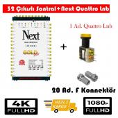 Next 10 32 Sonlu Santral+1 Ad. Qattro Lnb+20...