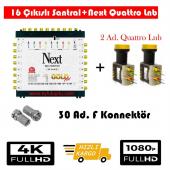Next 10 16 Sonlu Santral+2 Ad. Qattro Lnb+30...