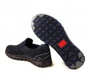 Forelli 45814-G Erkek Comfort Bağsız Ayakkabı -3