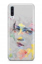 Samsung Galaxy A70 Kılıf Silikon Arka Kapak Koruyucu Vicdansız Ha