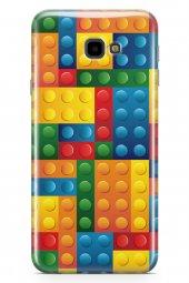 Samsung Galaxy J4 Plus Kılıf Silikon Arka Kapak Koruyucu Lego Dün