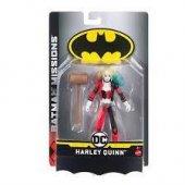 Batman Aksiyon Figür 15 Cm Harley Quinn Fvm83