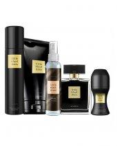 Avon Little Black Dress 5 Parça Ekonomik Set