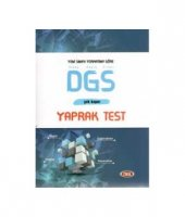 Dgs Çek Kopar Yaprak Test Data Yayınları