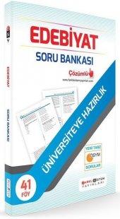Ayt Edebiyat Çözümlü Soru Bankası Farklı Sistem Yayınları