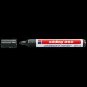 Edding 260 Tahta Kalemi 1.5 3mm Siyah X 10 Adet