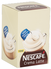 Nescafe Crema Latte 17g X 24 Adet 12245367