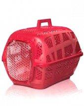ımac Carry Sport Evcil Hayvan Taşıma Çantası Kırmızı 48,5x34x32cm