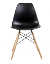 Dorcia Home Eames Sandalye Siyah