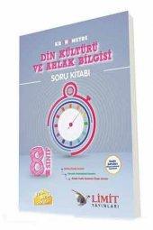 8. Sınıf Kronometre Din Kültürü Ve Ahlak Bilgisi Soru Bankası Limit Yayınları