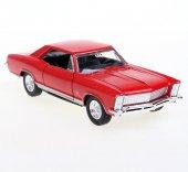 Welly 1 36 1965 Buick Riviera Model Araba Kırmızı
