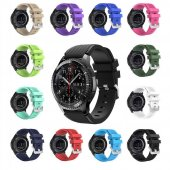 Huawei Watch Gt Gt2 - Gt Gt2 Sport Silikon TME Kordon Kayış