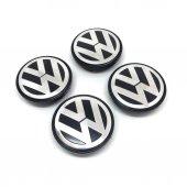 Volkswagen Metal Geçme Jant Göbeği 4lü 56 65mm 5c0601171