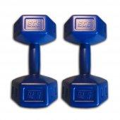 Ecgspor Vinly 5 Kg Dambıl Seti Mavi 5 Kg X 2...