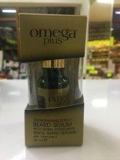 Omega Plus Sakal Serumu 2 Ml Gür Sakal İçin