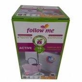 Follow Me  Döner Başlıklı Mikrofiber Temizlik Seti 19 Lt-2