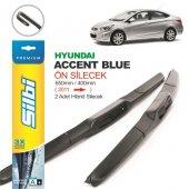 Hyundai Accent Blue Hibrid Silecek Takımı 2011+