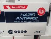 Petrol Ofisi Rtu Hazır Antifriz 40 �c 3 Lt X 4 Ad ...