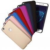Huawei P10 Lite Premium Simple Silikon Arka...