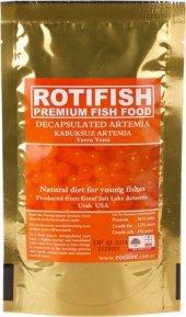Rotifish Kabuksuz Artemia Yavru Balık Yemi 100 Gr