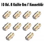 10 Ad. Rg6 Ara (Birleştirici) F Konnektör