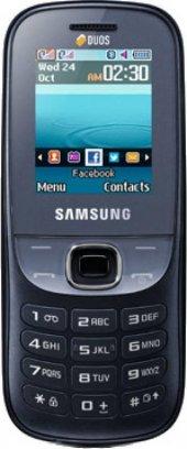 Samsung E2202 Siyah Tuşlu Cep Telefonu(İthalatçı Garantili)