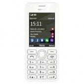 Nokia 6600 (206) Beyaz Tuşlu Cep Telefonu(İthalatçı Garantili)