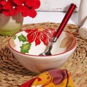 Ata Çorba Kasesi 6 Adet (Ata.çiçeği)
