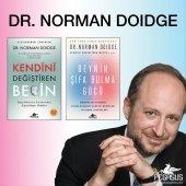 Kendini Değiştiren Beyin + Beynin Şifa Bulma Gücü (2 Kitap Set)