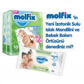 Molfix Bebek Bezi 4 Beden Maxi Ultra Ekonomi Paketi 200 Adet-7