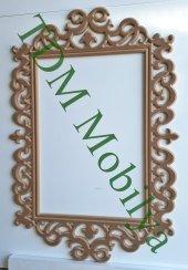 Ahşap Ayna Çerçevesi Cnc İşlemeli Ahşap Çerçeveler Tdm Ayna 00001
