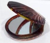 Gold Fumo İstiridye Cep Makyaj Aynası 550m